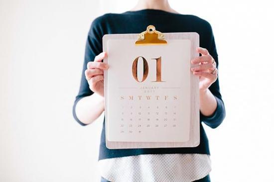 Calendario Fiscale.2017 Il Calendario Fiscale Completo