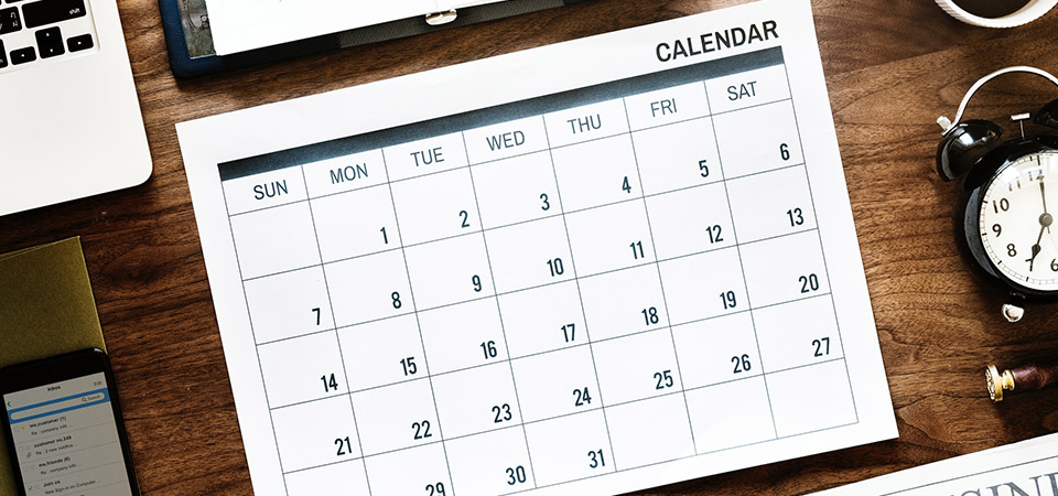 Calendario Scadenze Fiscali Dichiarazione Dei Redditi Estate Autunno 2018  Sul Blog Di Debitoor Programma Di Fatturazione