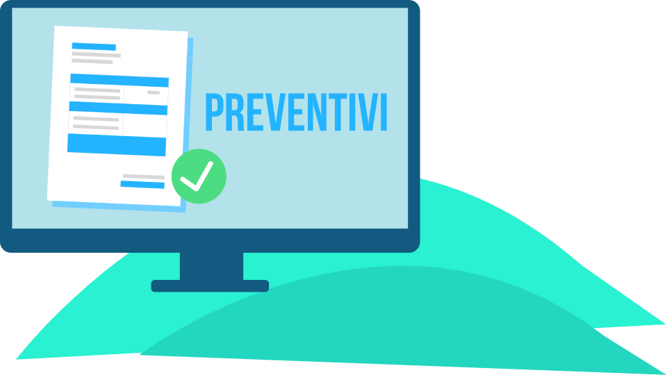 come creare un preventivo con Debitoor