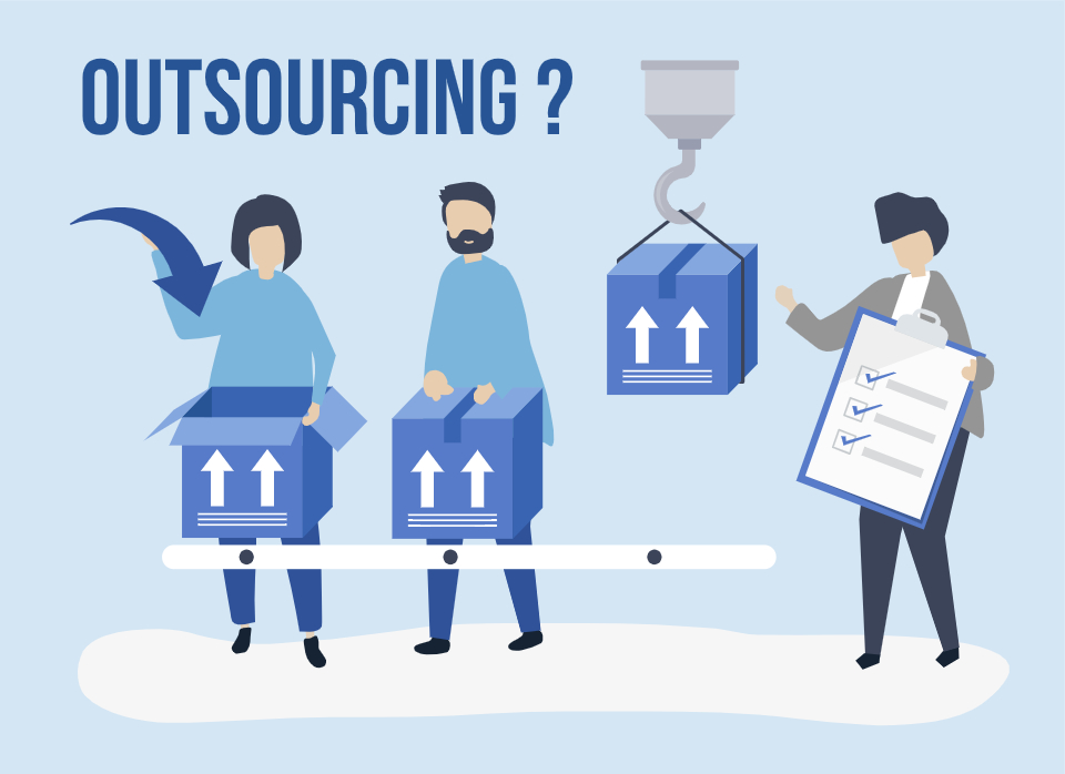 Fare outsourcing o internalizzare i processi